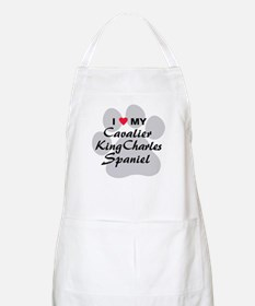 Cavalier King Charles Apron