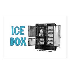 Ice Box Postcards (Package of 8)