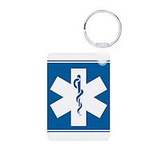 EMT EMS Paramedics Keychains