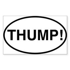 Thump! Decal