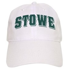 Stowe Old Style Vermont Green Baseball Cap
