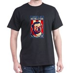 American Bulldog Revolution Black T-Shirt