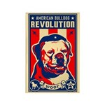 American Bulldog Revolution Magnets (10 pack)