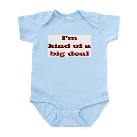 big deal Infant Creeper