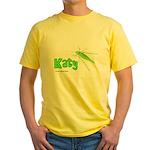 Katy Did? Yellow T-Shirt