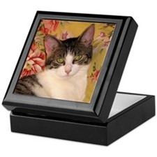 Cat Keepsake Box