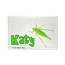 Katy Did? Rectangle Magnet