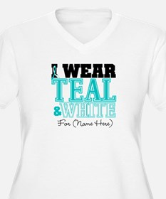 Custom Cervical Cancer T-Shirt