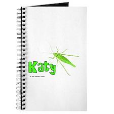 Katy Did? Journal