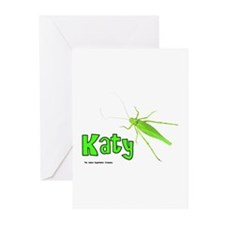 Katy Did? Greeting Cards (Pk of 10)