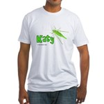 Katy Did? Fitted T-Shirt