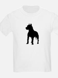 Pitbull Silhouette T-Shirt