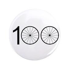 """Century Ride 3.5"""" Button"""