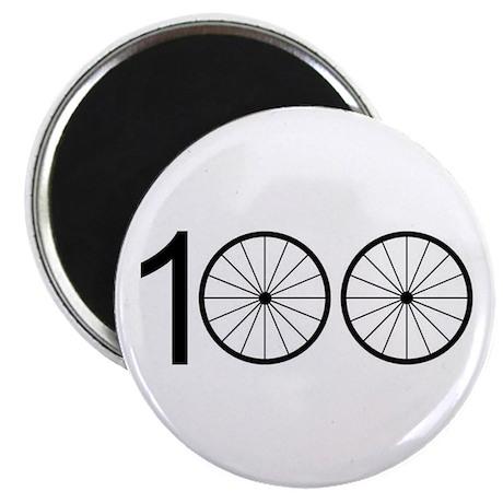 Century Ride Magnet