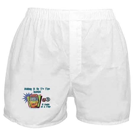 Indians and Casinos Boxer Shorts