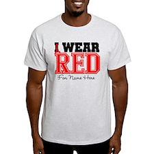Custom Heart Disease T-Shirt
