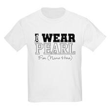 Custom Lung Cancer T-Shirt