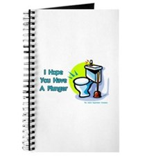 Hope You Have A Plunger Journal