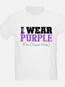 Custom Pancreatic Cancer T-Shirt