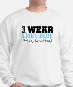 Custom Prostate Cancer Sweatshirt