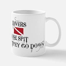 Cute Scuba dive Mug