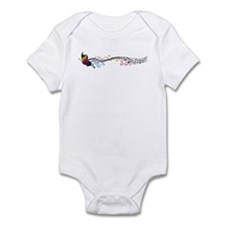 Butterfly Music Infant Bodysuit