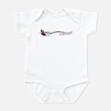 Butterfly Music Infant Bodysuit