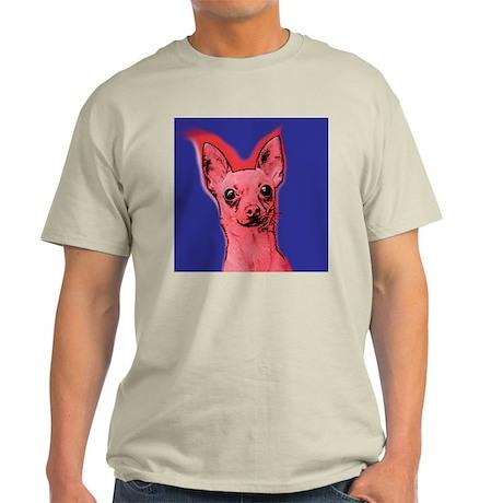 Eli Art Ash Grey T-Shirt