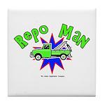 Repo Man Tile Coaster