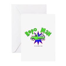 Repo Man Greeting Cards (Pk of 10)