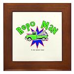 Repo Man Framed Tile