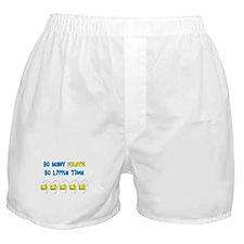 Nursing Student IV 2011 Boxer Shorts