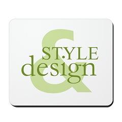 STYLE & design Mousepad