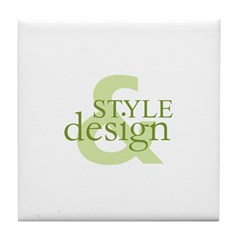 STYLE & design Tile Coaster