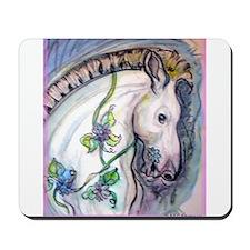 Horse, colorful, fun, Mousepad