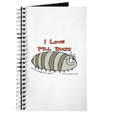 Pill Bug Isapod Journal