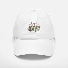 Pill Bug Isapod Baseball Baseball Cap