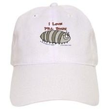 Pill Bug Isapod Baseball Cap