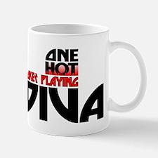 """Poker Diva"" Mug"