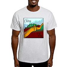 Cute Great wall T-Shirt
