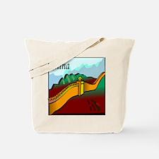 Unique Wall Tote Bag