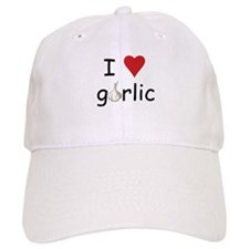 I Love Garlic Cap