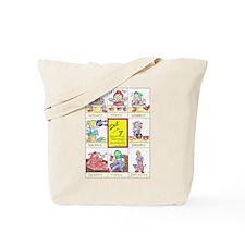 7 Pottery Dwarves Tote Bag