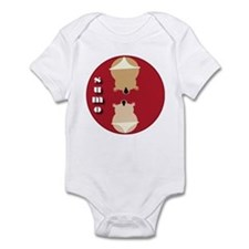 Sumo Face-off Infant Bodysuit