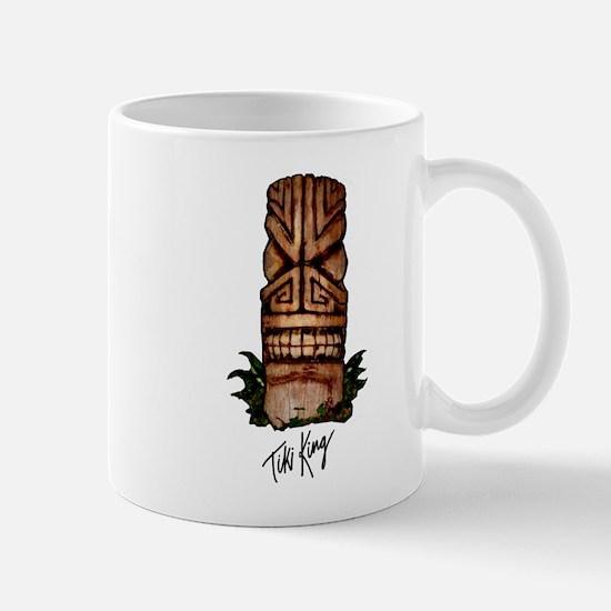 Palm Log Tiki Mug