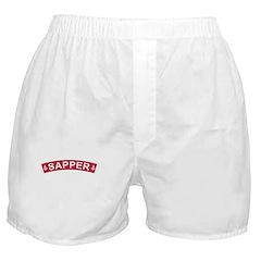 Sapper Freemasons Boxer Shorts