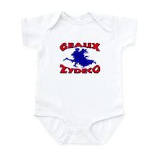 Zydeco Dancer Infant Bodysuit