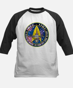 NCC-1701 Mission Patch Tee