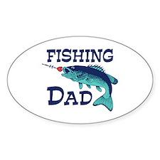 Fishing Dad Decal