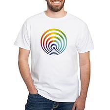 Crop circle T-shirt